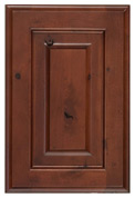 Mahogany Cabinet Door Utah