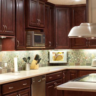 mahogany cabinet color salt lake city