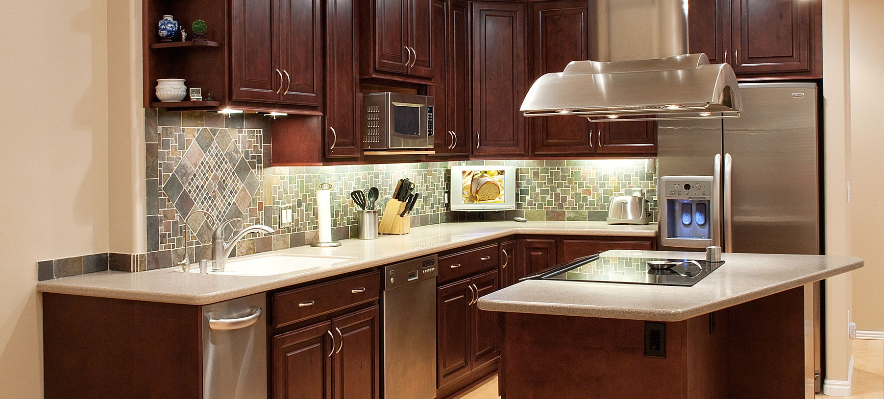 Kitchen Cabinets Utah mahogany | salt lake city, utah | awa kitchen cabinets