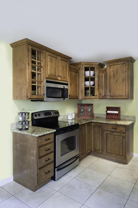 coffee glaze cabinets salt lake city