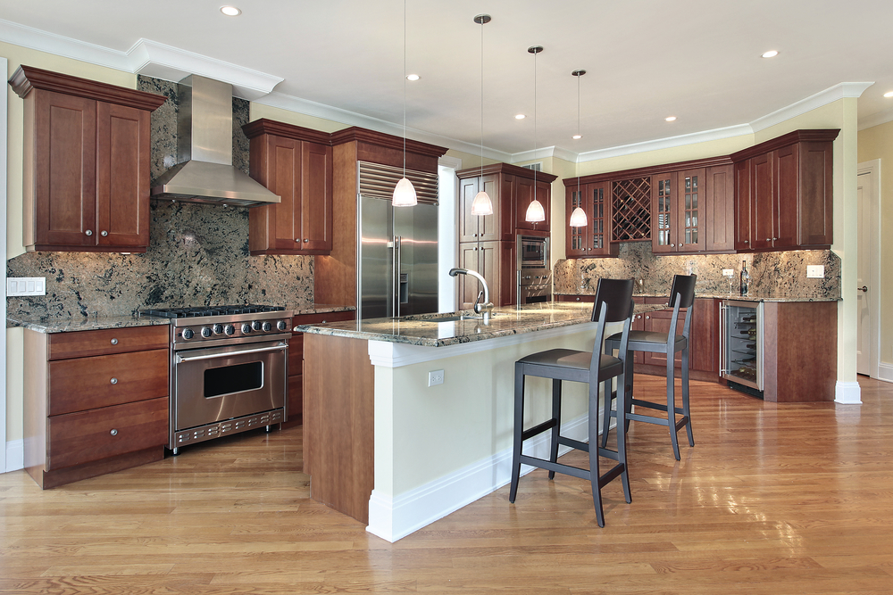 awesome Kitchen Remodel Floor Or Cabinets First #4: Remodeling Priorities. Focusing on the kitchen first ...