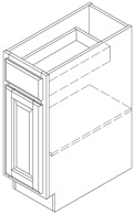 VB12-VB21 (1) vanity cabinets