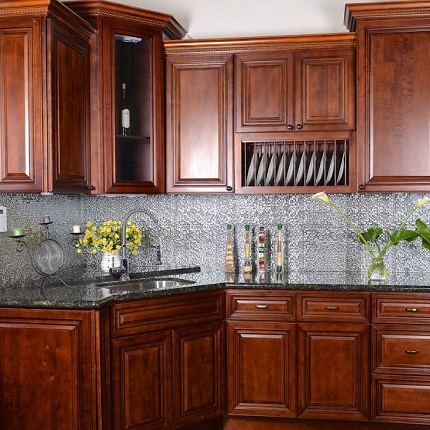 Kitchen Cabinets Solid Wood Doors