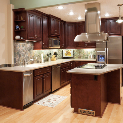 mahogany cabinets salt lake city