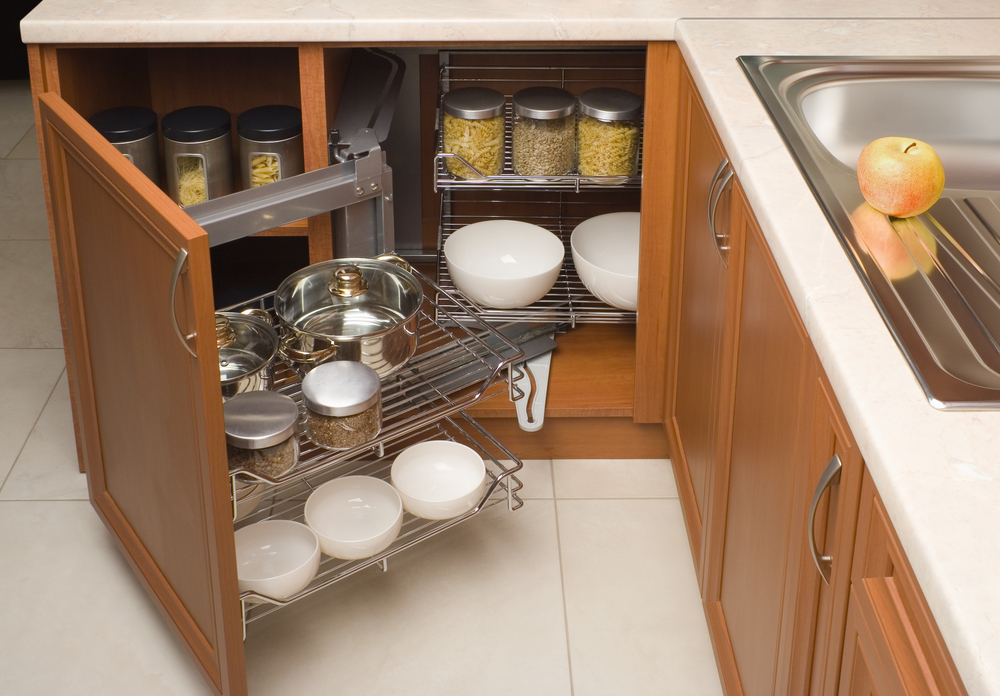 Kitchen Cabinet Accessories You Can't Do Without | AWA Kitchen Cabinet