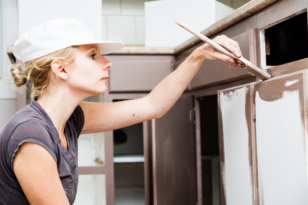 considerations before painting cabinets